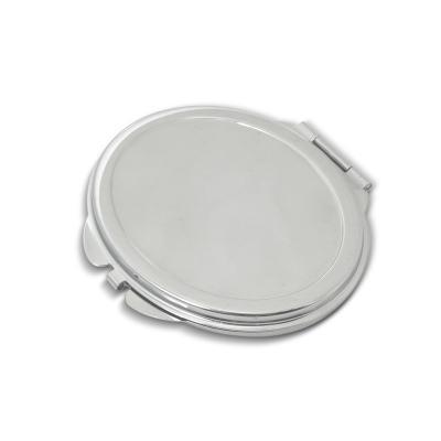 Redd Promocional - Espelho de Bolsa Personalizado com Moldura de Metal 1