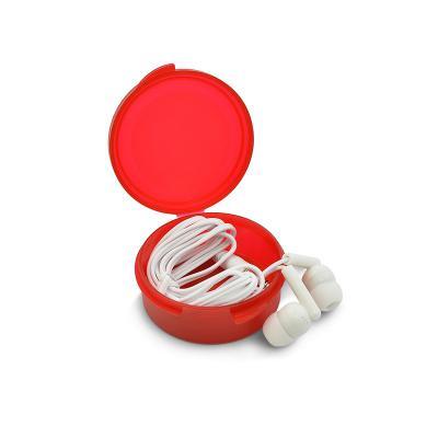 redd-promocional - Fone de Ouvido Intra-Auricular com Case 1