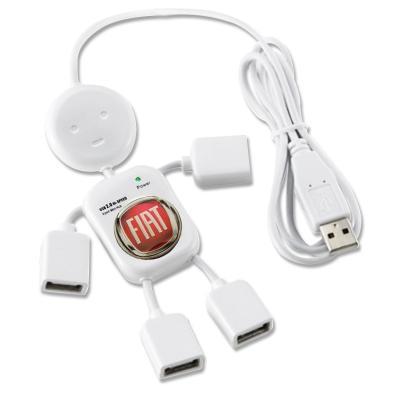 Redd Promocional - Hub Personalizado com 4 Entradas USB 1