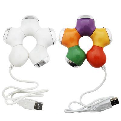 redd-promocional - Hub USB Estrela 2.0 Customizado com sua Marca 1