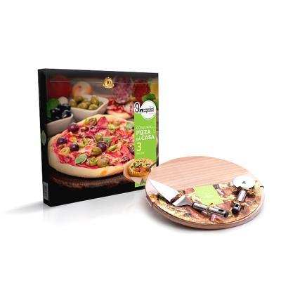 Redd Promocional - Kit Pizza Personalizado com 3 Peças 1