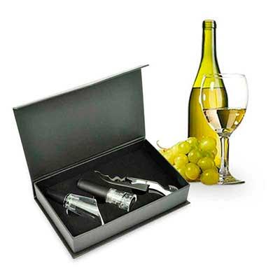 Kit Vinho 3 Peças Personalizado 1