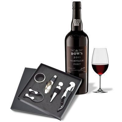 redd-promocional - Kit Vinho 5 Peças com Embalagem Personalizada 1