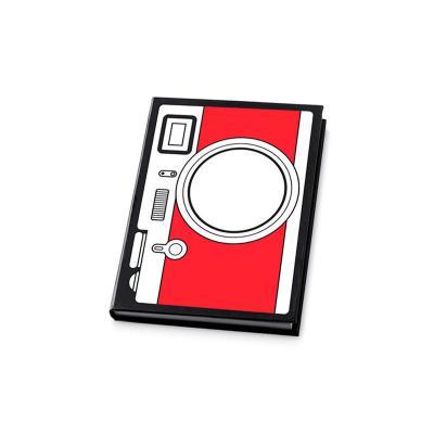 Redd Promocional - Mini Caderno Personalizado com 72 folhas 1