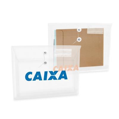 Pasta Envelope de PVC Personalizada 1