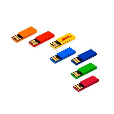 Pen Drive Clips 8GB para Brinde Personalizado 1