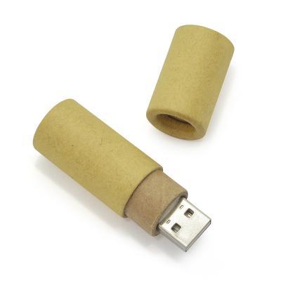 Pen Drive Ecológico 8GB Personalizado 1
