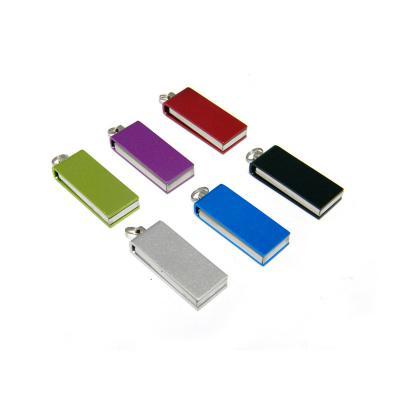 redd-promocional - Pen Drive Giratório 4GB para Brinde Personalizado 1