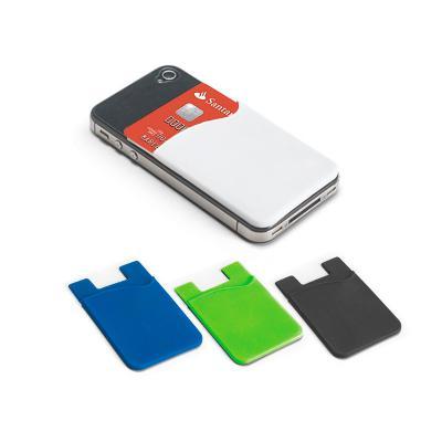 Redd Promocional - Porta Cartão de Silicone para Celular Personalizado 1