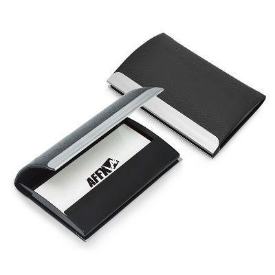 Redd Promocional - Porta Cartão em Couro Sintético com Gravação Personalizada 1