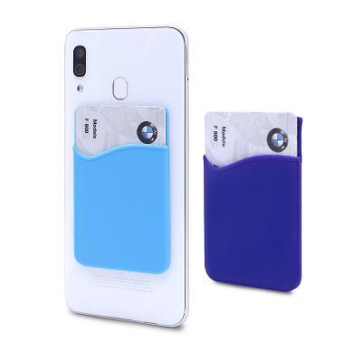 Porta Cartão Silicone para Celular 1