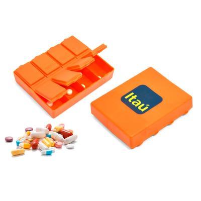 Porta Comprimidos Personalizado 1 - Redd Promocional
