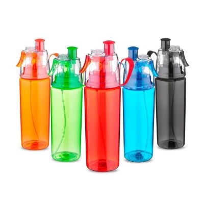 redd-promocional - Squeeze Plástico  570ml com Borrifador Personalizado 1