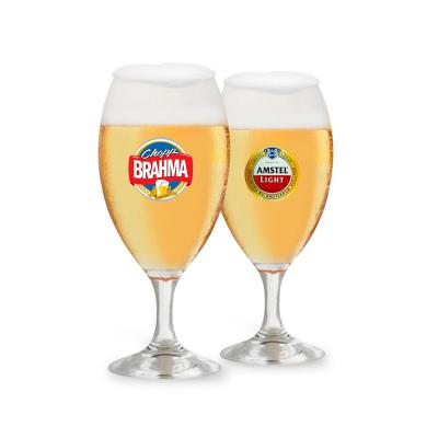 Redd Promocional - Taça Tulipa para Cerveja 400ml Personalizada 1