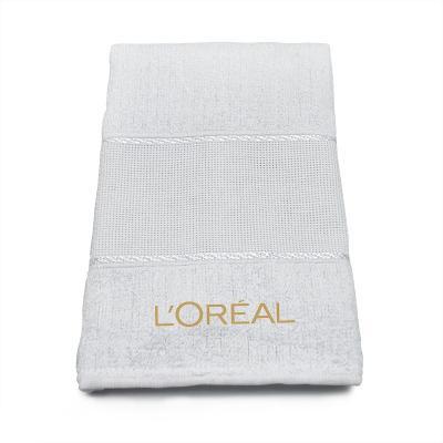 Toalha de Lavabo Customizada com sua Marca 1