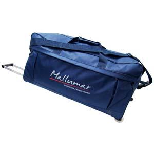 Bolsa de viagem super espaçosa com alça tira colo.