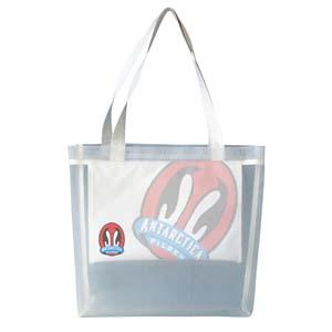Bolsa sacola personalizada de acordo com as características da sua logomarca.