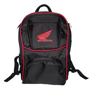 - Mochila esportiva Honda, belíssimo modelo para você praticar sua atividade preferida em grande estilo, confira!