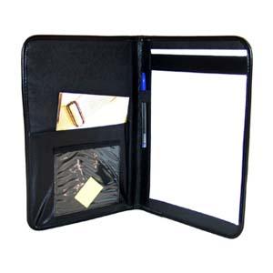 mallumar - Pasta personalizada com porta bloco de anotações.