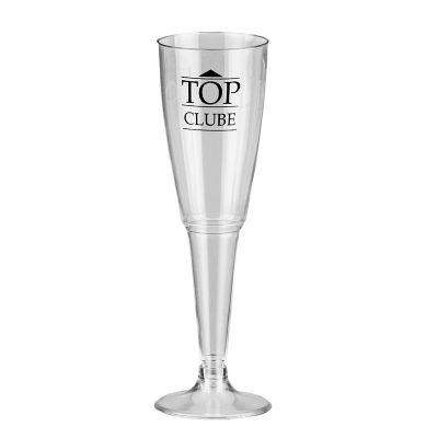 Algo Mais - Taça de champanhe, 130 ml.