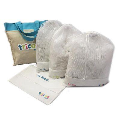 Bag & Pack's - Kit maternidade com 4 peças