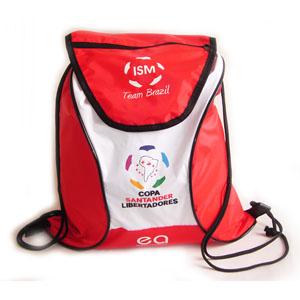 bag-e-packs - Mochila vermelha