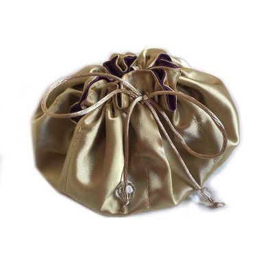 Bag & Pack's - Porta-jóias em cetim.