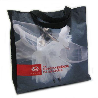 bag-e-packs - Sacola em poliéster personalizada.