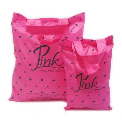 Bag & Pack's - Sacola em nylon personalizada.