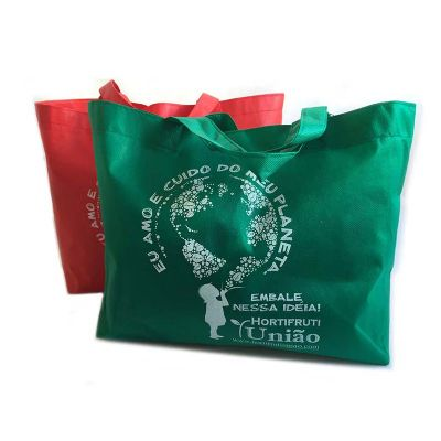 Bag & Pack's - Sacola personalizada em TNT.