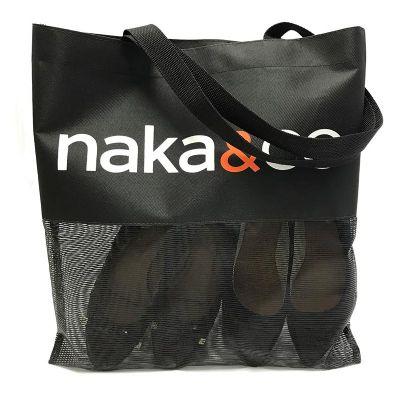 Bag & Pack's - Sacola Naka em poliéster