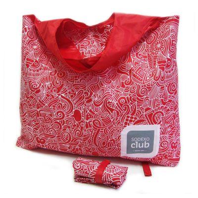 bag-e-packs - Sacola dobrável resinada