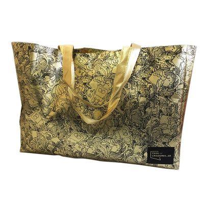 Bag & Pack's - Sacola em tnt laminado