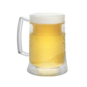 Need Promocional - Caneca de chopp confeccionada com gel.