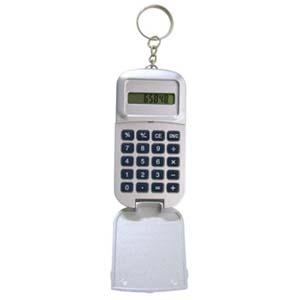 need-promocional - Chaveiro com calculadora personalizada.