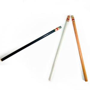 Need Promocional - Lápis com borracha personalizado em diversas cores.