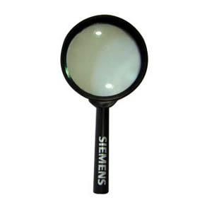Need Promocional - Lupa personalizada com lente convergente e impressão da sua logomarca.