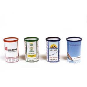 Need Promocional - Porta-caneta tubo com diversos tipos de impress�o.