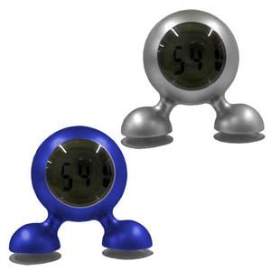 Need Promocional - Relógio digital personalizado com o formato de olho.