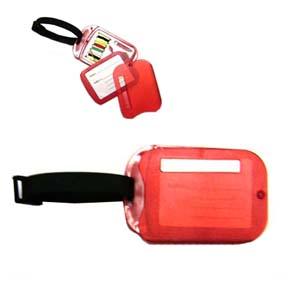 Need Promocional - Identificador de bagagem com kit costura.