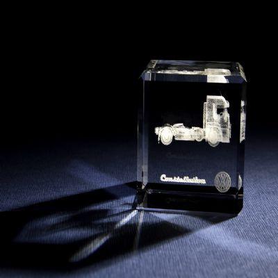 crystallium - Cubo personalizado.