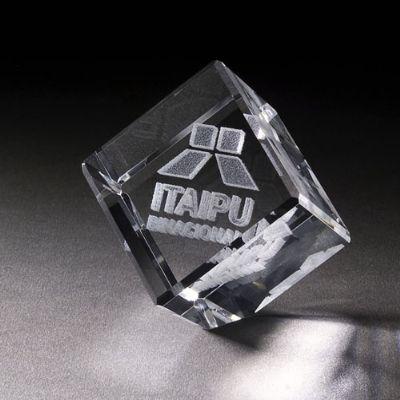 crystallium - Cubo bizotado.