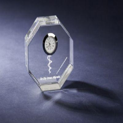 crystallium - Relógio.