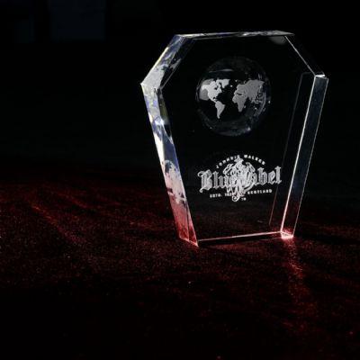 crystallium - Troféu.
