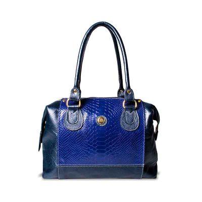Bolsa Feminina com alça transversal em couro de camurça - Artlux Brindes de  Couro