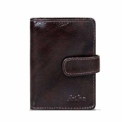 Artlux Brindes de  Couro - Mini carteira de couro com ponteira