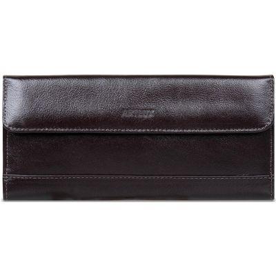 Carteira masculina com porta cheque
