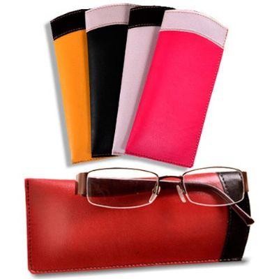 artlux-brindes-de-couro - Porta óculos