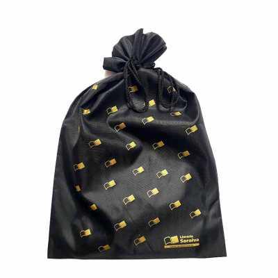 imagine-pack-brindes - Saco de nylon resinado personalizado - várias cores e formatos. Mínimo: 300 peças