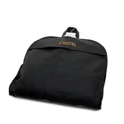 imagine-pack-brindes - Capa para ternos em non-woven 80 grs. Medida: 60 X 100 cm. Cor : Preto.